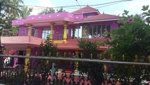 Omkaram Homestay, Privatzimmer  Trikunnapuzha - big - 8