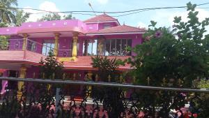 Omkaram Homestay, Privatzimmer  Trikunnapuzha - big - 9
