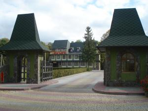 Mochary, Szállodák  Bohorodcsani - big - 25
