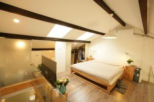 FX78 French Concession Loft & Terrace, Apartmány  Šanghaj - big - 2