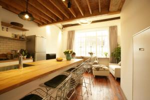 FX78 French Concession Loft & Terrace, Apartmány  Šanghaj - big - 16