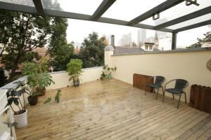 FX78 French Concession Loft & Terrace, Apartmány  Šanghaj - big - 17