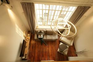 FX78 French Concession Loft & Terrace, Apartmány  Šanghaj - big - 24