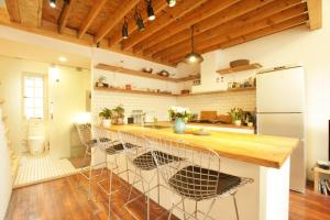 FX78 French Concession Loft & Terrace, Apartmány  Šanghaj - big - 27