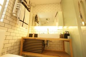 FX78 French Concession Loft & Terrace, Apartmány  Šanghaj - big - 28