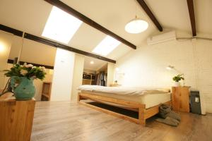 FX78 French Concession Loft & Terrace, Apartmány  Šanghaj - big - 31