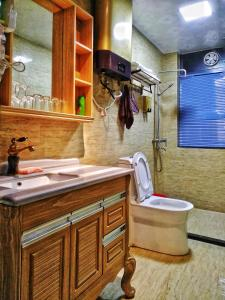 Little Soda Hotspring Villa, Виллы  Conghua - big - 1