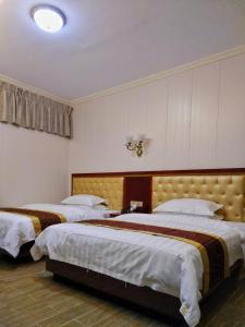 Little Soda Hotspring Villa, Виллы  Conghua - big - 9