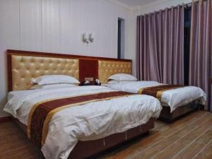 Little Soda Hotspring Villa, Виллы  Conghua - big - 3