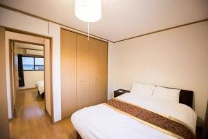Apartment in Minamikyogokucho 093, Апартаменты  Киото - big - 4