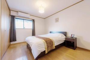Apartment in Minamikyogokucho 093, Апартаменты  Киото - big - 5