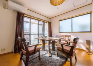 Apartment in Minamikyogokucho 093, Апартаменты  Киото - big - 7