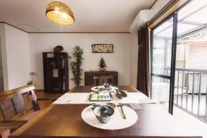 Apartment in Minamikyogokucho 093, Апартаменты  Киото - big - 15
