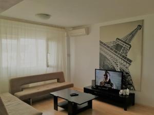 APARTAMENT CALEA VICTORIEI (BISERICA ALBA), Apartmanok  Bukarest - big - 7