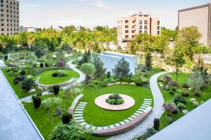 Zen Experience by Valar Properties, Апартаменты  Бухарест - big - 44