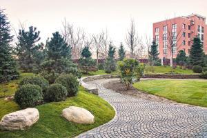 Zen Experience by Valar Properties, Апартаменты  Бухарест - big - 45