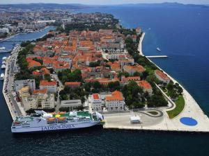 Apartment Zadar, Nyaralók  Zára - big - 4