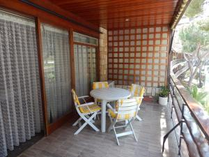 Apartamento Eden Mar IX, Appartamenti  Calonge - big - 18