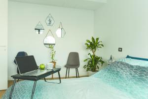 Zen Experience by Valar Properties, Апартаменты  Бухарест - big - 18