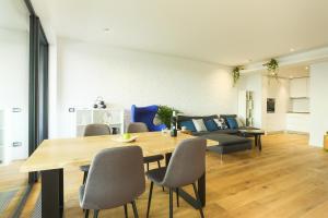 Zen Experience by Valar Properties, Апартаменты  Бухарест - big - 14