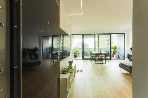 Zen Experience by Valar Properties, Апартаменты  Бухарест - big - 16