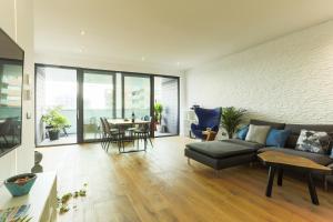 Zen Experience by Valar Properties, Апартаменты  Бухарест - big - 22