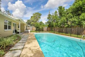 Prime Location , Private Pool , Located In Tampa, Holiday homes  Tampa - big - 12