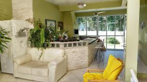 B&B Jardim dos Girassois, Отели типа «постель и завтрак»  Флорианополис - big - 37
