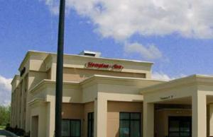 Nearby hotel : Hampton Inn Jacksonville