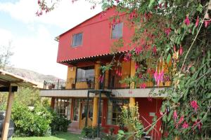 Pakareq Tampu, Гостевые дома  Maras - big - 23