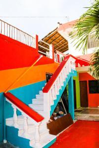 Guacamaya hostel, Vendégházak  Playa del Carmen - big - 26