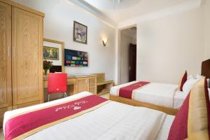 Ruby Hotel, Hotels  Hanoi - big - 4