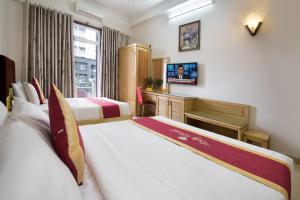 Ruby Hotel, Hotels  Hanoi - big - 13