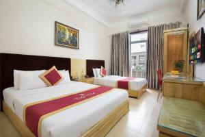 Ruby Hotel, Hotels  Hanoi - big - 7