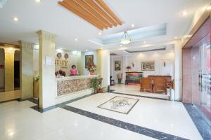 Ruby Hotel, Hotels  Hanoi - big - 16