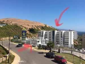Departamento Con Con Velas de Montemar, Apartments  Concón - big - 20