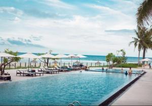 Luxury Apartment, Апартаменты  Дананг - big - 48