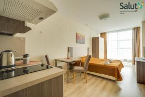 Комплекс апартаментов Салют