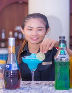 Phnom Penh Era Hotel, Отели  Пномпень - big - 42
