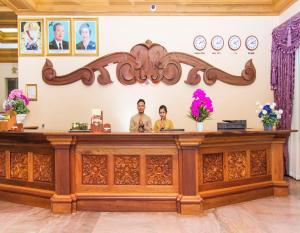 Phnom Penh Era Hotel, Отели  Пномпень - big - 27