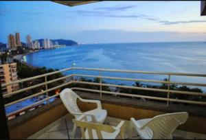 Estudio San Carlos Frente al Mar, Ferienwohnungen  Puerto de Gaira - big - 1