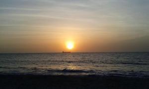 Estudio San Carlos Frente al Mar, Ferienwohnungen  Puerto de Gaira - big - 6