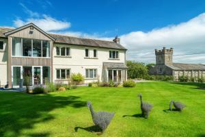 Church Lane House, Bed & Breakfast  Carnforth - big - 40