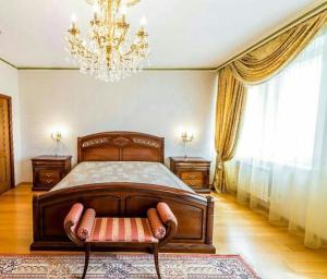 Сердце Астаны - Байтерек 2. Нурсая, Апартаменты  Астана - big - 3