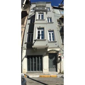 Berhan Aparts, Apartmánové hotely  Istanbul - big - 18