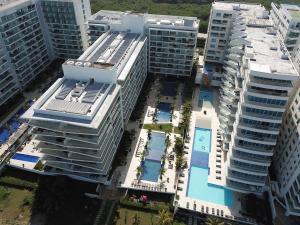 Apartamento de una Habitación En Morros Epic, Appartamenti  Cartagena de Indias - big - 22