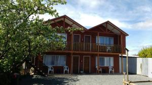 Cabanas Claraluz, Appartamenti  Osorno - big - 13