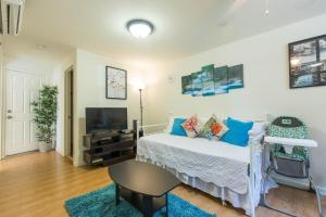 Startup-Friendly 1BR in MV, 5min to Castro St+ AC!, Ferienwohnungen  Mountain View - big - 7