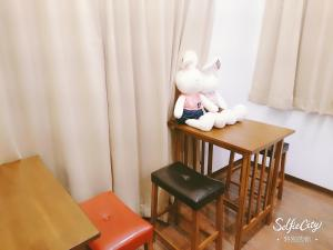Sweet Home, Privatzimmer  Dongshan - big - 23