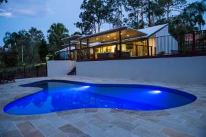 Gold Coast Hinterland Luxury Getaway